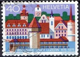 SWITZERLAND # STAMPS FROM 1978 STANLEY GIBBON 949 - Suisse