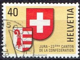 SWITZERLAND # STAMPS FROM 1978 STANLEY GIBBON 966 - Suisse