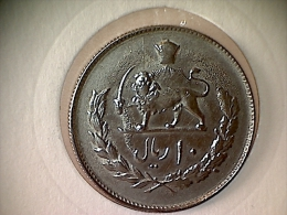Iran 10 Rials 1352/1973 - Iran