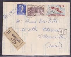 Recommandé - Lettre - Postmark Collection (Covers)