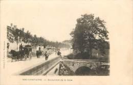Dep - 38 - BEAUREPAIRE Boulevard De La Gare - Beaurepaire
