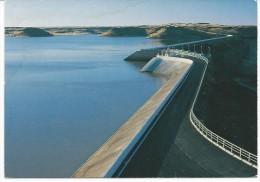Namibia Hardap Dam Wall (barrage) - Namibie