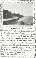 Promenade And Tower - New Brighton 1900 - Non Classés