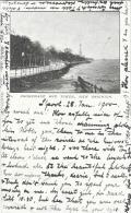 Promenade And Tower - New Brighton 1900 - Angleterre