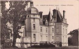 LUÇAY-le-MALE - Château D'Oublaise - Other Municipalities