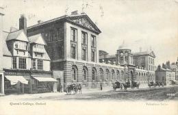Queen´s Collège - Oxford - Attelages - Valentine´s Series - Oxford