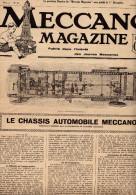 MECCANO MAGAZINE : N° 27 Du 1er Novembre     1923  ORIGINAL - Journaux - Quotidiens