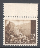 51-939 // CRO - 1941  LANDSCAPES  -  Mi 61 ** - Croatia