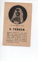 SANTA   TERESA  * - Santi