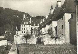 Monastere De La Grande Chartreuse Vue Sur Les Pavillons Des Officiers - Chartreuse