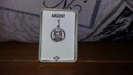 PENDENTIF ARGENT N° 2 - Bijoux & Horlogerie