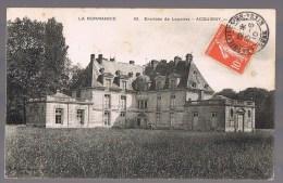 ACQUIGNY . Le Château . - Acquigny
