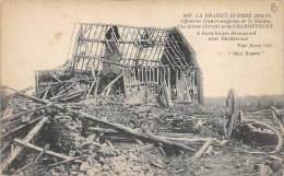 80.HARDECOURT FERME DETRUITE - Guerra 1914-18