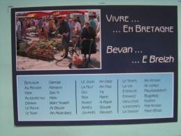 V08-22-vivre En Bretagne -bevan.....ebreizh--animee-marche-- - Fouesnant