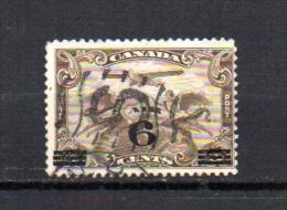 Canadá   1932  .-   Y&T  Nº    3    Aéreo - Posta Aerea