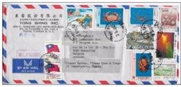 -Taiwan 81-China Uniek - Lettres & Documents