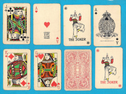 Ancien Jeu De 54 Cartes : CASINO TCHEKOSLOVAQUIE - Cartes à Jouer Classiques