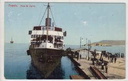 BELLISSIMA CARTOLINA TRIESTE BR1113 - Trieste
