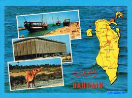 BAHREÏN (Asie) MULTIVUES. - Bahrein