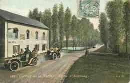 TC-Z-15 - 1897 :  CIRCUIT DE LA SARTHE  AUTOMOBILE ARDENAY - France