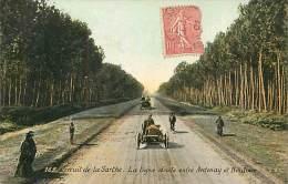 TC-Z-15 - 1898 :  CIRCUIT DE LA SARTHE  AUTOMOBILE ARDENAY BOULOIRE - France