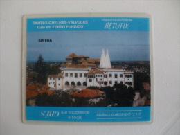 Ivo Cardoso Palácio Nacional De Sintra Portugal Portuguese Plastic Pocket Calendar 1999 - Calendari