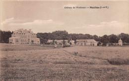 Chateau De MONBOUAN à MOULINS  - (vue N°3 ) - France