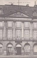 PARIS 1er  Place VENDOME  Ancien HOTEL De Bourvallais MINISTERE De La JUSTICE - Paris (01)