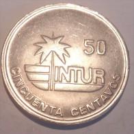 Kuba INTUR 50 Centavos 1989 - Cuba