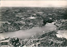 03 Environs De MONTLUCON -   Barrage De Rochebut  Vue Aérienne - Montlucon