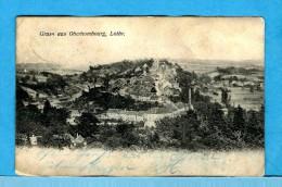 GRUSS AUS OBERHOMBURG (HOMBOURG HAUT ) -  ** VUE GENERALE  **  -   Editeur: /  - N°  / - Altri Comuni