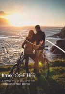 """ATLANTIC AIRWAYS Advertising: """"Generaions Together... Faroe Islands"""" (2 Postcards) - Aviación"""