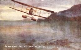 G.T. Clarkson  -  Seaplane With Twin Floats  -    3144 - 1914-1918: 1. Weltkrieg