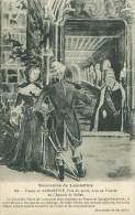 Souvenirs De LAMARTINE - Pierre De LAMARTINE, Père Du Poète, Avec Sa Fiancée Au Chapitre De Salles - Célébrités
