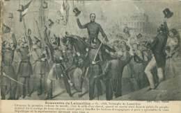 Souvenirs De LAMARTINE - Triomphe De Lamartine - Célébrités