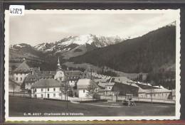 CHARTREUSE DE LA VALSAINTE - TB - FR Fribourg