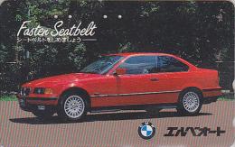 Télécarte Japon - VOITURE - BMW - CAR Japan Phonecard - AUTO Telefonkarte  / 110-011 - Germany - 2438 - Cars
