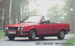 Télécarte Japon - VOITURE - BMW - CAR Japan Phonecard - AUTO Telefonkarte  / 110-011 - Germany - 2439 - Auto's