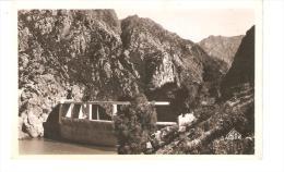 CPA - ALGERIE -KERRATA : Le Barrage  . - Autres Villes