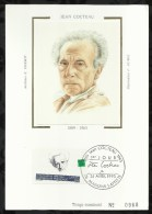 JEAN COCTEAU .  24  AVRIL  1993  . MAISON  LAFFITTE . - 1990-1999