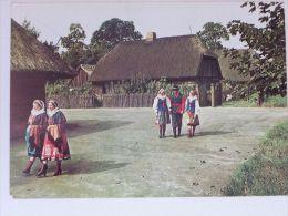 Torun   / Skansen Folk  / Poland / - Pologne