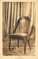 Chaise Par Ruhlmann - Carte Photo Non Circulée - Autres