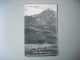 ALLEMAGNE BAVIERE GARMISCH-PARTENKIRCHEN KREUZECK U. ALPSPITZE - Garmisch-Partenkirchen