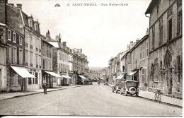 N°43018 -cpa Saint Mihiel -rue Notre Dame- - Saint Mihiel