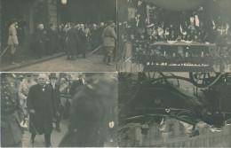 Novembre 1918 En Alsace. Visite De Poincaré à Strasbourg. Photographie De  Herm. Kniep, Strassburg - Weltkrieg 1914-18