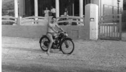410Ga  Photo Moto Ancienne Tacot à Identifier - Motos