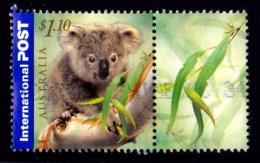 Australia 2002 Greetings $1.10 Koala International Used - 2010-... Elizabeth II