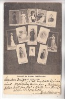 5300 BONN, Bonner Stadt-Theater, Personal 1903-1904 - Bonn