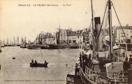 LE PORT - Belle Ile En Mer