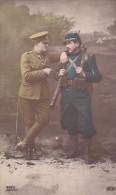 Frères D´Armes (soldats France Angleterre UK) - Oorlog 1914-18